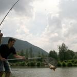 Сред природата в с. Рибарица | Спортно-развлекателен комплекс Върбака